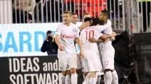 Cagliari-Inter in immagini