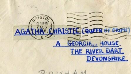 Agatha Christie, pubblicate le lettere dei suoi fan