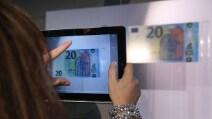 Presentata la nuova banconota da 20 euro