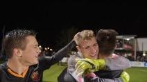 Marchegiani para tutto, Roma avanti in Youth League