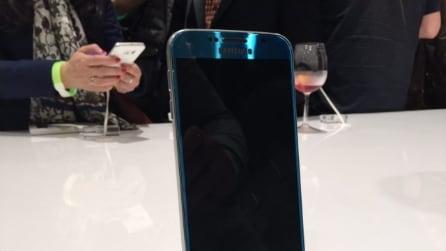 Galaxy S6, le foto del nuovo smartphone di Samsung