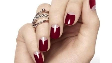 French inverse: la manicure del momento