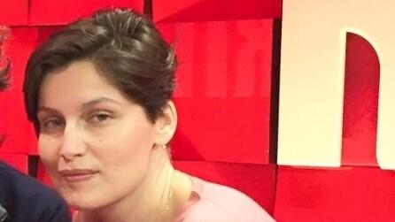 Il nuovo look di Laetitia Casta: meglio prima o dopo?