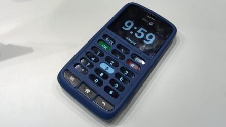 Doro 820 Claria, le foto dello smartphone per non vedenti e ipovedenti