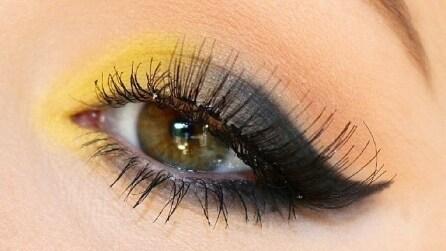 Il make up per la festa della donna: scegli il giallo!