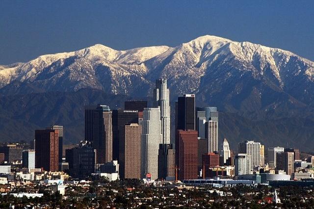 http://en.wikipedia.org/wiki/Los_Angeles#mediaviewer/File:LA_Skyline_Mountains2.jpg