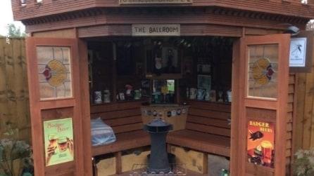 Gran Bretagna, come convertire vecchi capanni in pub