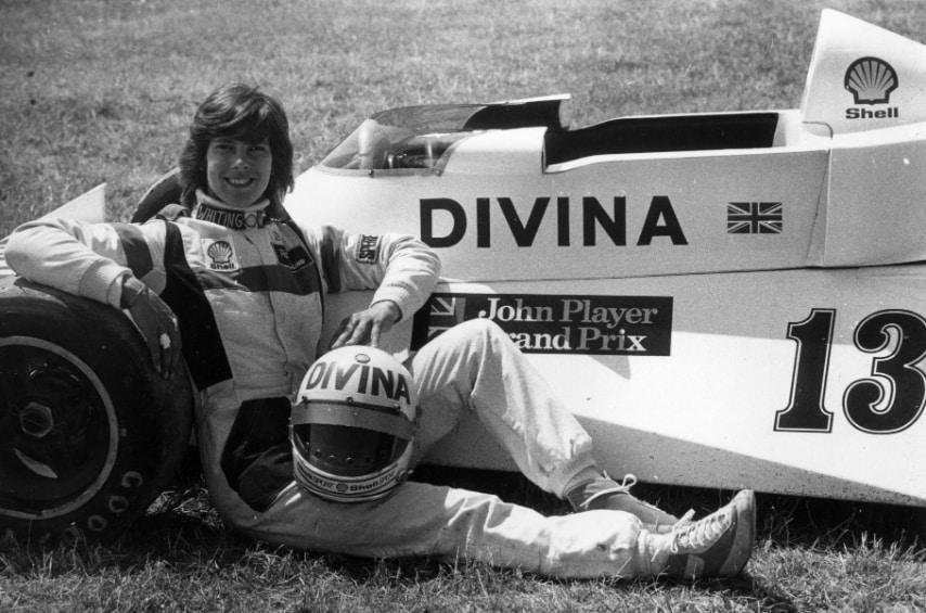 Donne in Formula 1 Divina Galica