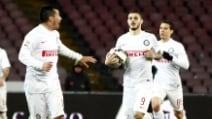 Le immagini di Napoli-Inter, posticipo della 26a di Serie A