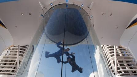 Quantum of the Seas, la nave da crociera più tecnologica del mondo