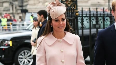 Kate Middleton nasconde il pancione