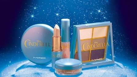 La collezione make up di MAC ispirata a Cenerentola