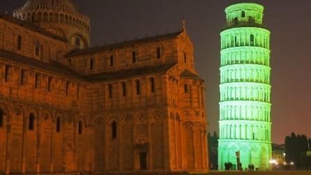 Global Greening, il mondo si tinge di verde per la Festa di S. Patrizio