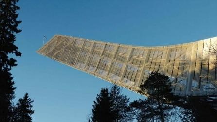 Norvegia: ecco la suite sospesa nel vuoto