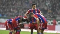 Le immagini di Werder Brema-Bayern Monaco 0-4