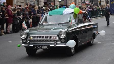 La Festa di San Patrizio a Londra
