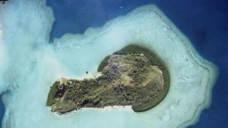 Mavuva, l'isola delle Fiji a forma di pene