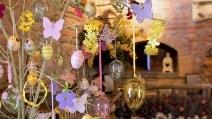 Come decorare l'albero di Pasqua