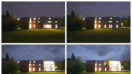 Sliding House: la casa scorrevole che si adatta alle stagioni