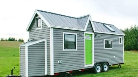 Piccolo ma di lusso: ecco la prima casa in miniatura completamente personalizzabile