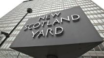 """Scotland Yard svela i suoi segreti: ecco la """"stanza degli orrori"""""""