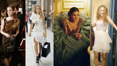 "I 50 anni di Sarah Jessica Parker in 50 top look da ""Sex and the City"""