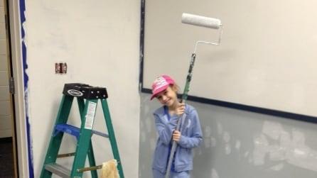 Le buone azioni di Alex per onorare la nonna
