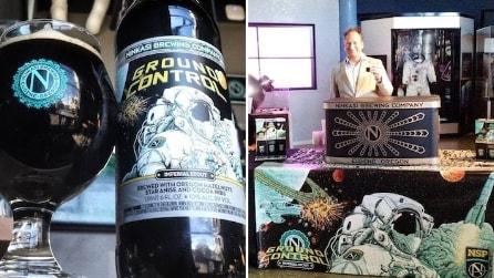 Ground Control, la birra prodotta nello spazio