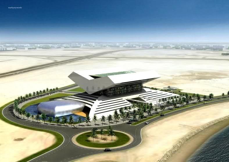 Mohammed bin Rashid Al Maktum, emiro di Dubai nonché attuale primo ministro e vicepresidente degli Emirati Arabi Uniti, vedrà entro il 2015 la realizzazione di una biblioteca a lui dedicata che sarà caratterizzato da una strana forma di libro aperto posato sul terreno.