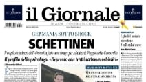 Schettinen: l'incredibile prima pagina de Il Giornale sul disastro GermanWings