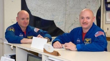 Studiare gli effetti dello spazio sull'uomo, due gemelli per l'esperimento mai tentato prima