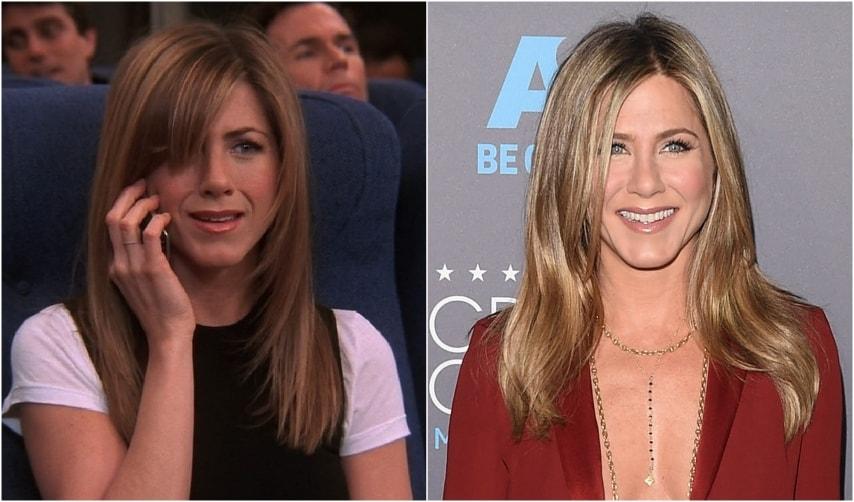 """Jennifer Aniston è senza dubbio quella ad aver avuto maggior successo dopo la serie. Film come """"Io & Marley"""" e """"La verità è che non gli piaci abbastanza"""" sono solo alcuni dei suoi successi cinematografici. Recentemente, la Aniston ha deciso di dare una svolta alla sua carriera interpretando ruoli più impegnati come in """"Cake"""" il suo ultimo film. FONTE: Getty Images"""