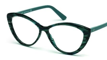 Gli occhiali giusti per ogni forma del viso