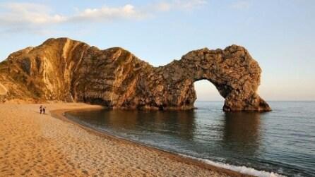 Le cornici di roccia più belle al mondo