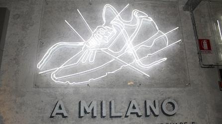 Apre a Milano il flagship store dell'Adidas Originals