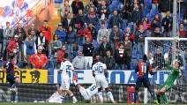 Serie A, le immagini di Genoa-Cagliari
