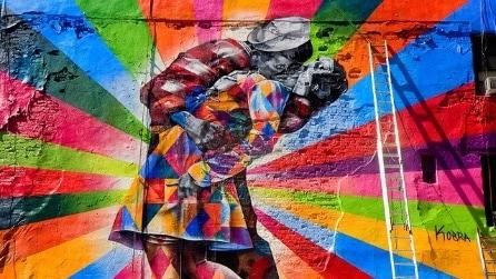 Street Art: i murales più spettacolari del mondo