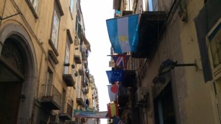 Napoli, lo storia della città tra vie, scorci e panorami storici
