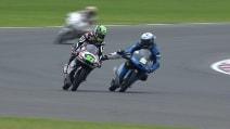 Moto3, la lite tra Romano Fenati e Niklas Ajo