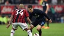 Inter-Milan, le immagini del derby