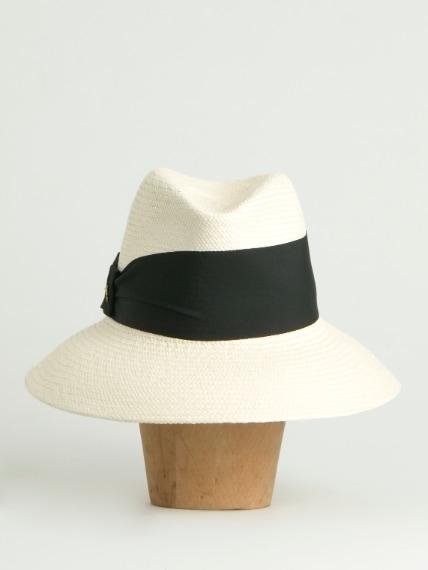 Cappello in pagli acon maxi fascia Federica Moretti