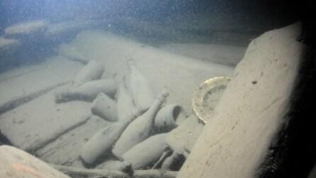 """Per 170 anni in fondo al mare: """"ripescato"""" lo champagne più vecchio del mondo"""