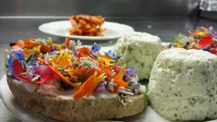 Alberghi e agriturismi italiani con menu vegetariani