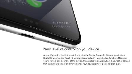 iPhone 7: date una sbirciatina ad un concept affascinante