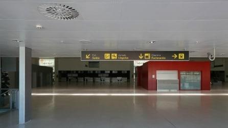 Spagna: vendesi aeroporto di Ciudad Real anche per 1 euro