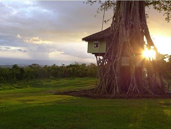 La tranquillità, la natura, il paesaggio e l'amore circondano questo posto speciale.