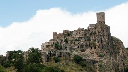 Craco: il destino di una città fantasma