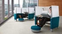 Addio distrazioni a lavoro: ecco come saranno gli uffici del futuro
