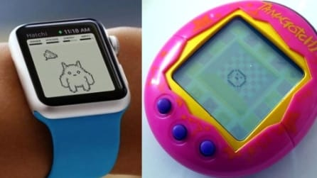 Il Tamagotchi torna in vita su Apple Watch, ecco l'app di Bandai