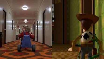 Toy Story 3 e Shining, tutte le citazioni
